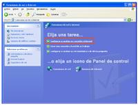 configurar internet - Configuración de Internet